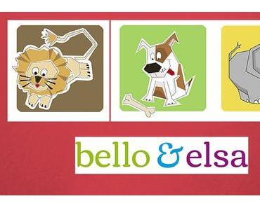 Hund, Katze,Maus – bei bello & elsa kein Problem!