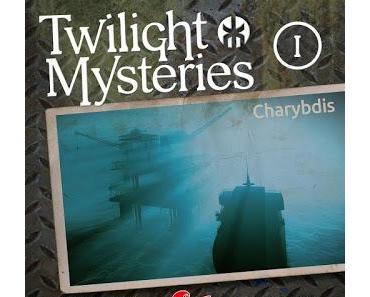 Hörspielrezension: «Twilight Mysteries Folge 1: Charybdis» (ab dem 22. April 2016 im Handel)