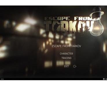 Escape From Tarkov: Neue Screenshots zeigen die Interfaces des Spiels