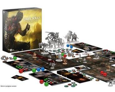 Crowdfunding-Kampagne für Dark Souls Brettspiel gestartet
