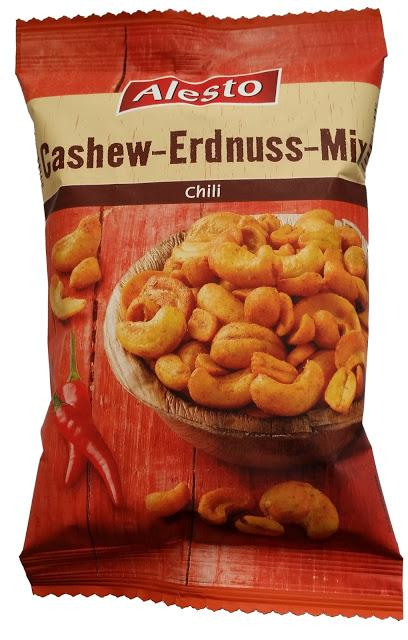 LIDL - Alesto Cashew-Erdnuss-Mix Chili