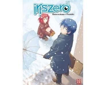 Manga Review: Iris Zero Band 5
