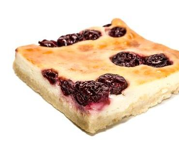 Tag des Kirsch-Käsekuchen – der amerikanische National Cherry Cheesecake Day