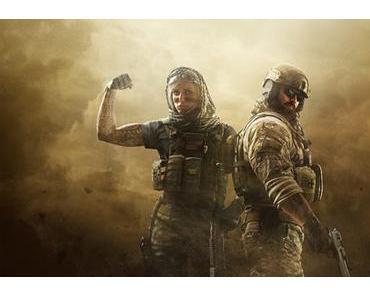 """Tom Clancy's Rainbow Six Siege: Ubisoft gibt Infos und Termin für den zweiten DLC """"Operation Dust Line"""" bekannt"""