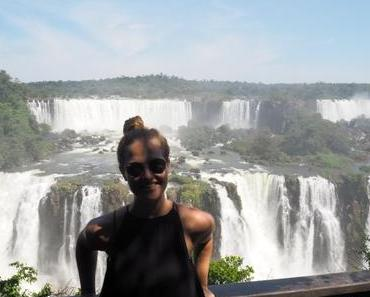 TRAVEL – IGUAZU WATERFALLS.