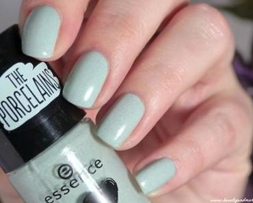 essence I love TRENDS nail polish the porcelains 50 make up your mint
