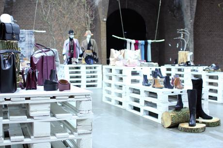 C&A collection room Amsterdam: autumnwinter 2016