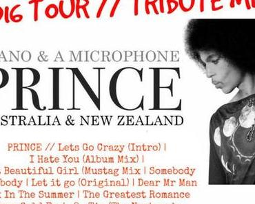 #PRINCE – The Midnight MixTape Tribute by Soul of Sydney DJ's // free download