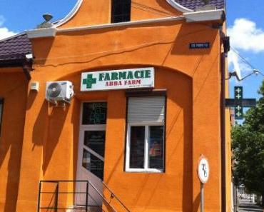 Apotheken aus aller Welt, 680: Sibiu, Rumänien