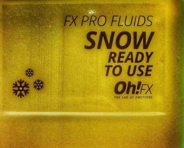 Einen Kanister Schnee Bitte