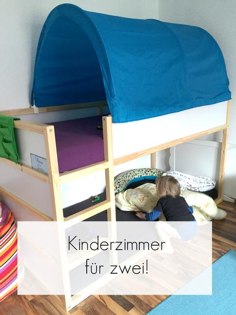 kinderzimmer f r zwei. Black Bedroom Furniture Sets. Home Design Ideas