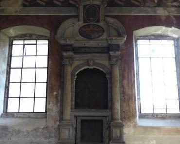 Von der Synagoge zum Getreidelager und wieder zurück