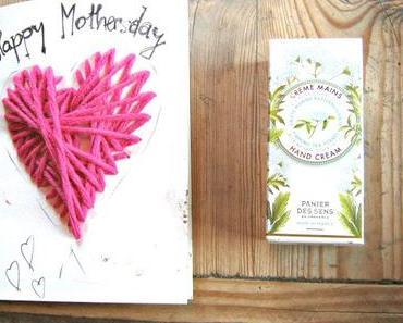 Muttertags Geschenke - mein #creadienstag