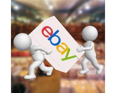 Ebay App bietet Material Design
