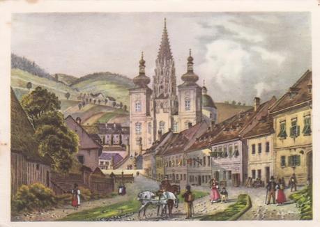 Basilika-Mariazell-um-1800