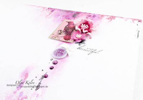 May Challenge by ScrapBerry's - All in Pink