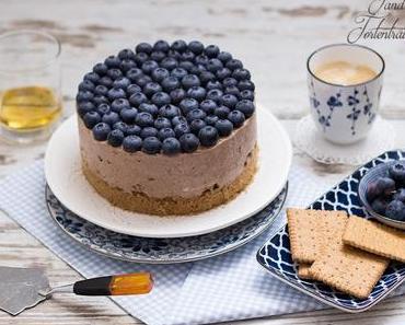{Vatertag} Schokoladen-Frischkäse-Torte mit Whiskey
