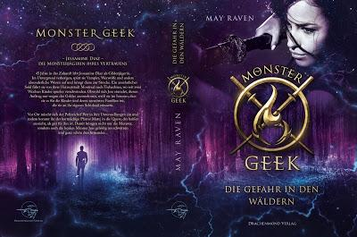 [Cover Reveal] Monster Geek, Bd. 1