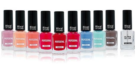 Professional Nail Collection Summer Edition von Rival de Loop
