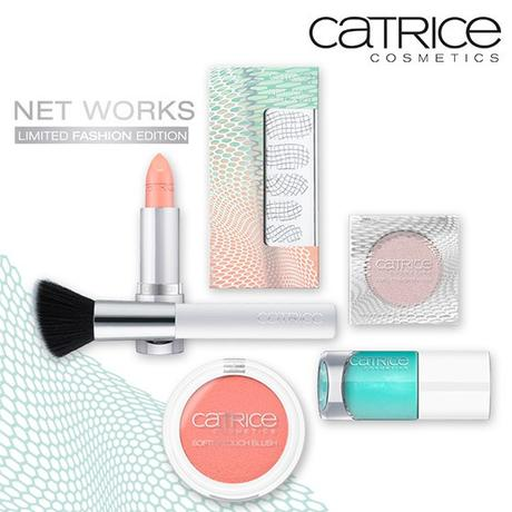Limited Edition Net Works by CATRICE