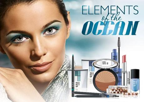 Makeup Factory Elements of the Ocean Kollektion