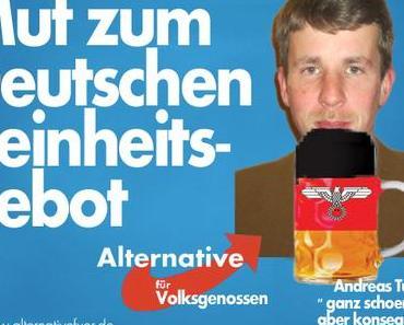 Die AfD, Andreas Tute und das Deutsche Reinheitsgebot.