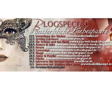 """[Ankündigung] Blogspecial """"Being Beastly"""" und """"Luca & Allegra"""""""