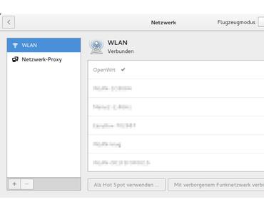 TP-Link TL-WR841N mit OpenWrt als Repeater