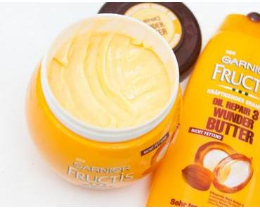 Review: Garnier Fructis Oil Repair 3 Wunder Butter