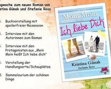 """Blogwoche: Buchvorstellung """"Moin Moin heißt Ich liebe dich"""" von Kristina Günak und Stefanie Ross"""
