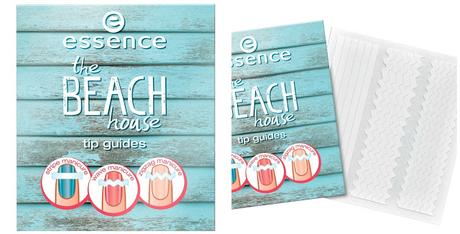 essence the beach house Trend Edition
