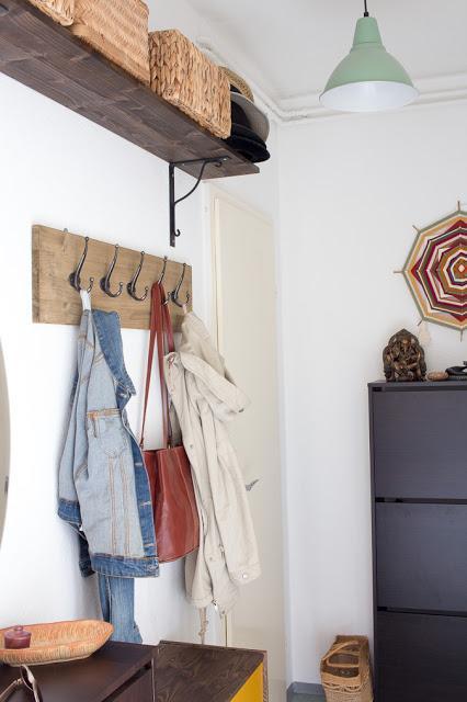 diy garderobe bauen. Black Bedroom Furniture Sets. Home Design Ideas