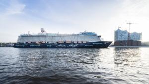 Elbphilharmonie an Bord der Mein Schiff 4