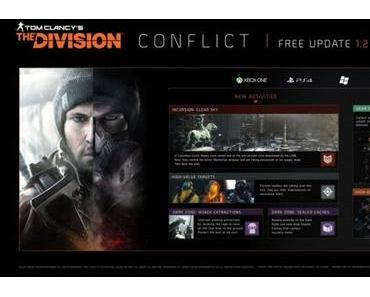 """The Division: Macht euch bereit für die kostenlose Erweiterung """"Konflikt"""""""