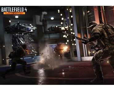 Battlefield 4: Jetzt zugreifen und den DLC Final Stand kostenlos sichern!