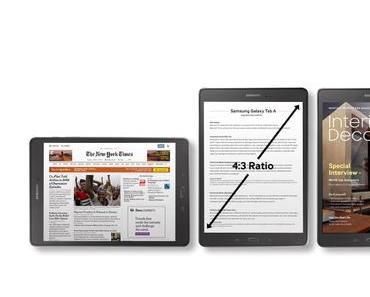 vorgestellt – Samsung Galaxy Tab A 9.7
