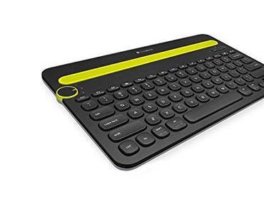 Amazon Blitzangebot: Logitech Bluetooth Tastatur für iOS, Mac, Android und Windows für 26,90€ statt 39,99€