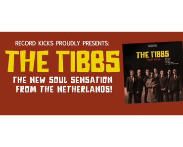 Happy Releaseday: The Tibbs – Takin' Over // full Album stream