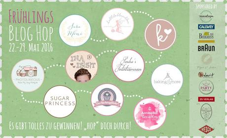 {Sponsored Post} {Frühlings Blog Hop} Pistazieneis in praktischer Mini Gugel Form