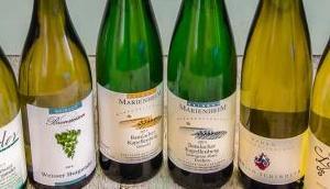 Markgräfler Wein perfekte Spargel