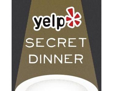 Yelp Secret Dinner Nr. 4 – Kolossal Regional