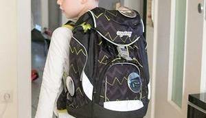 ergobag ergonomische Schultasche
