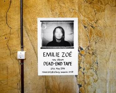 Musiknews: Emilie Zoé -My Shadow On The Wall