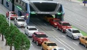 China plant einen revolutionären unter Autos hindurchfahren können