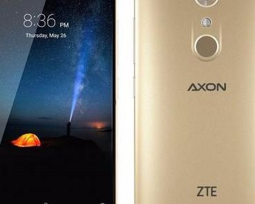 ZTE Axon 7: Neues Android-Flaggschiff offiziell vorgestellt