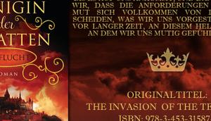 """""""Die Königin Schatten Verflucht"""""""