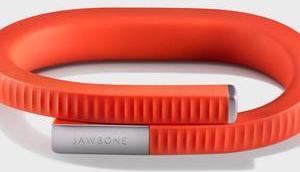 Jawbone steigt Fitness-Trackern