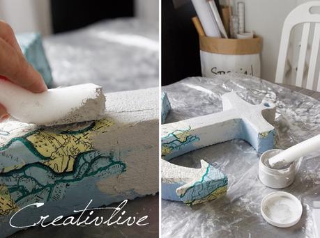 DIY mit Betonpaste