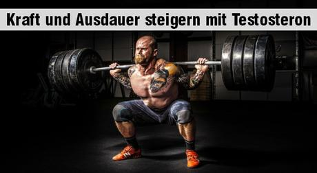 Testosteron als idealer Trainings-Booster beim Bodybuilding