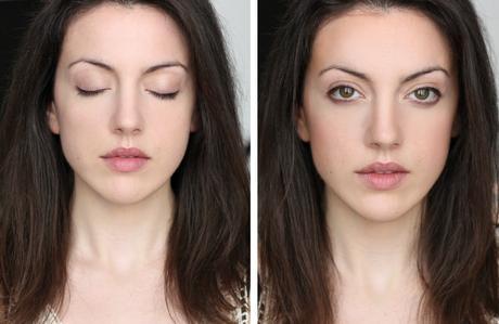 Gesichtsform Contouring